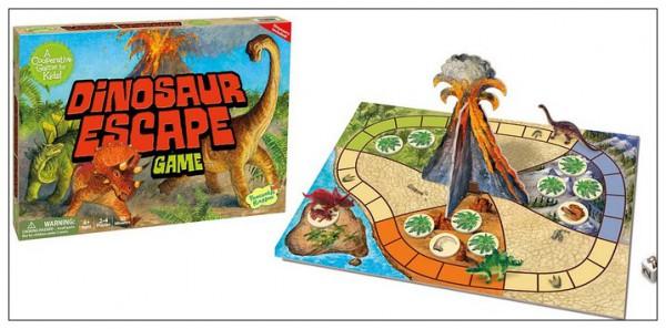 恐龍逃脫任務 Dinosaur Escape